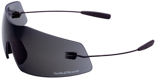 Smith & Wesson Phantom Safety Glasses with Smoke Lens 19853