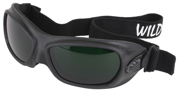 Jackson Wildcat Cutting Goggles with Shade 5 Anti-Fog Lens 20529