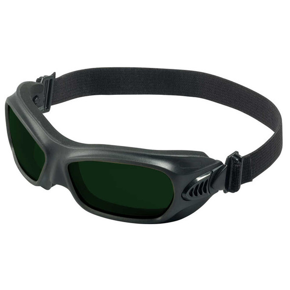 KleenGuard Wildcat Safety Goggles with Shade 5 Anti-Fog Lens