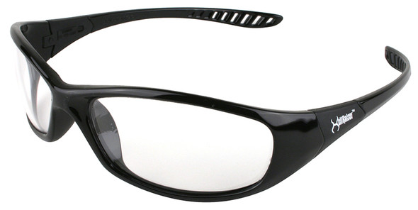 KleenGuard Hellraiser Safety Glasses with Clear Anti-Fog Lens