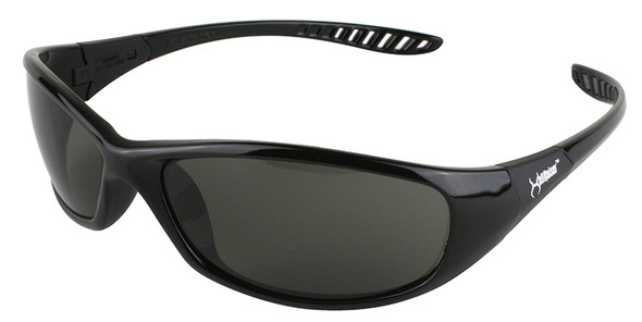 KleenGuard Hellraiser Safety Glasses with Smoke Lens 25714