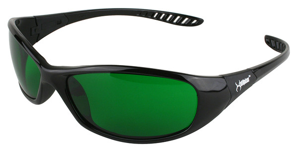 KleenGuard Hellraiser Safety Glasses with Shade 3 Lens