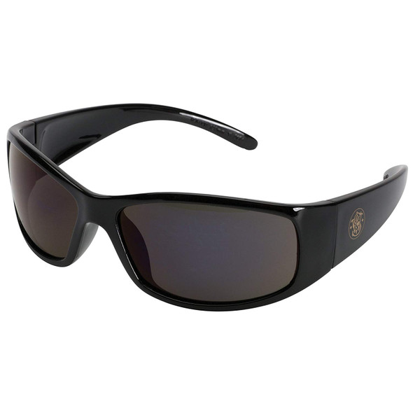Smith & Wesson Elite Safety Glasses with Smoke Anti-Fog Lens 21303
