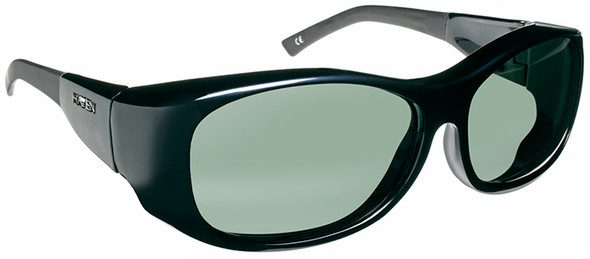 Haven Sunset OTG Sunglasses with Midnight Blue Frame and Gray Polarized Lens