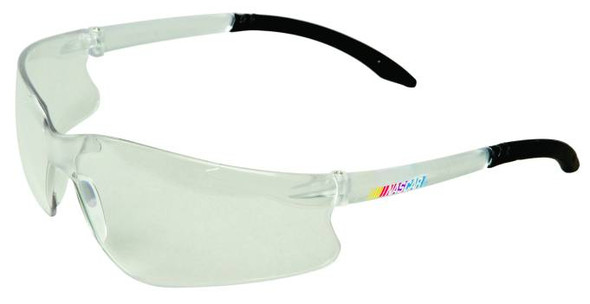NASCAR GT Safety Glasses with Clear Anti-Fog Lens 5329004