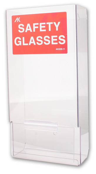 Safety Glasses Dispenser