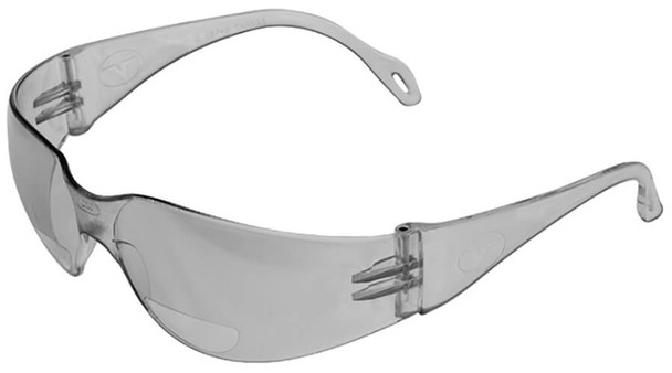 Encon Veratti 2000 Bifocal Safety Glasses With Indoor/Outdoor Lens