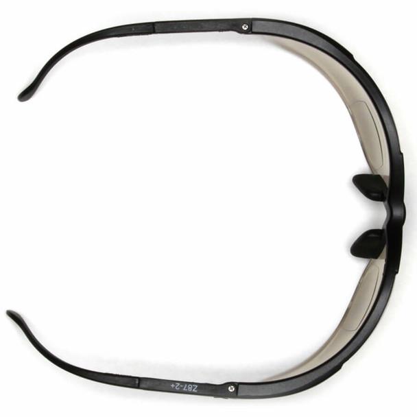 Pyramex V2 Reader Bifocal Safety Glasses with Indoor/Outdoor Lens - Top