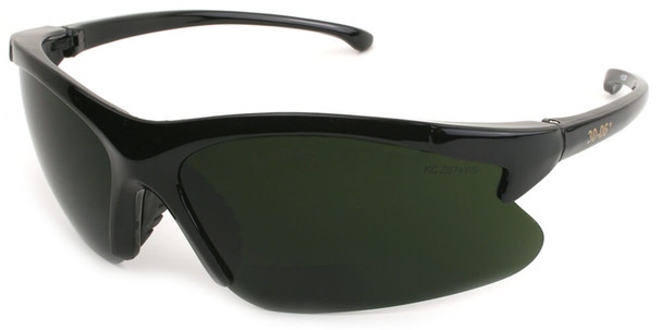 KleenGuard 30-06 Bifocal Safety Glasses with Shade 5 Lens