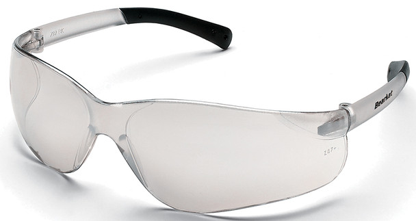 Crews Bearkat Small Safety Glasses with Indoor/Outdoor Lenses