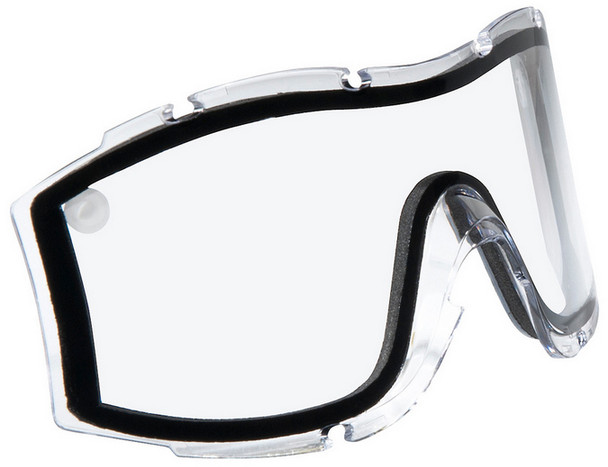 Bolle X1000 Duo Tactical Safety Goggles Clear Replacement Lens