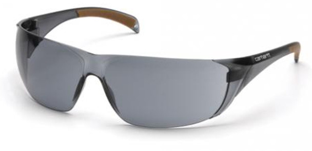 Carhartt Billings Safety Glasses with Gray Anti-Fog Lens CH120ST
