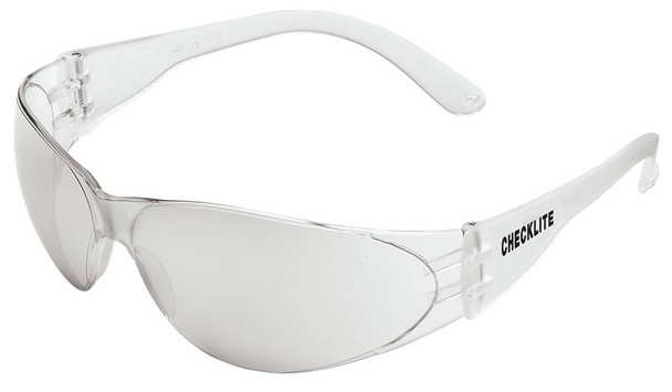 Crews Checklite Safety Glasses with Indoor/Outdoor Lens