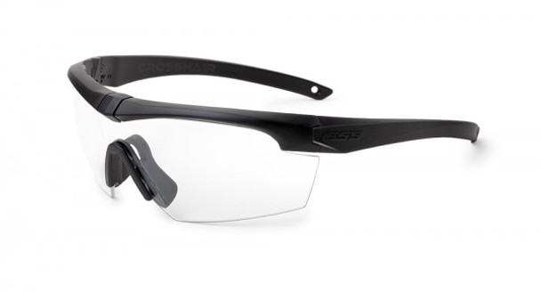 ESS Crosshair 2X Kit with Black Frames and Clear and Smoke Lenses