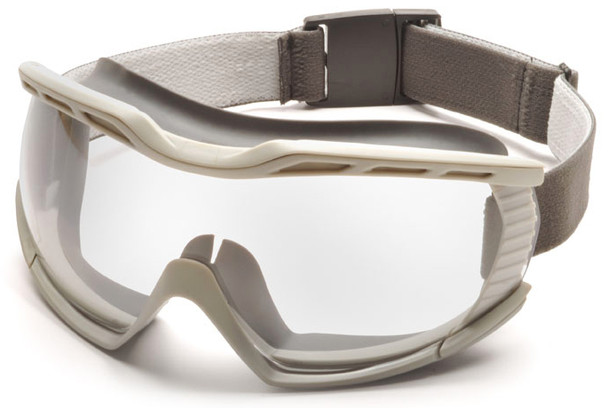 Pyramex Capstone Ballistic Safety Goggles G604T2