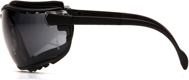 Pyramex V2G Safety Glasses/Goggles Side View