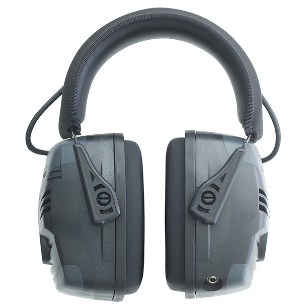 Howard Leight Impact Pro Electronic Earmuff Front View