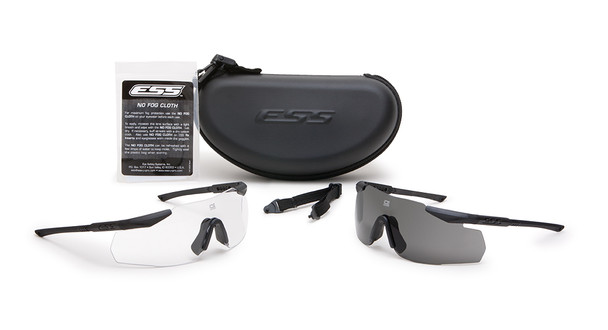 ESS ICE 2X NARO Dual Eyeshield System - Kit