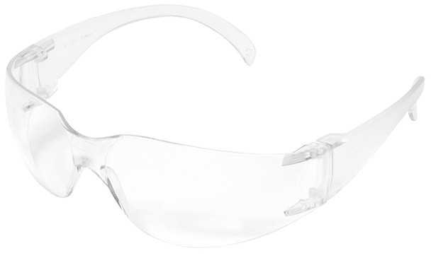 Radians Mirage USA Dielectric Safety Glasses with Clear Lens