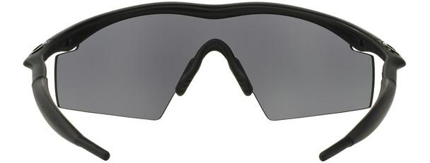 Oakley Industrial M Frame Safety Glasses with Grey Lens - Back