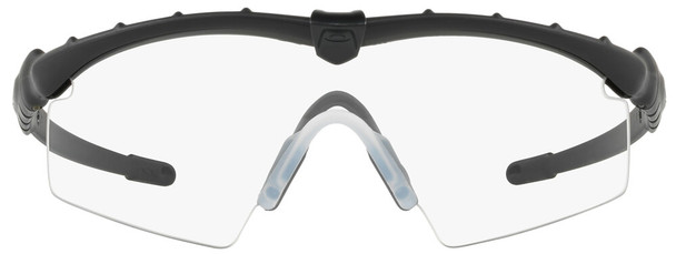 Oakley SI Ballistic M Frame 2.0 Strike with Black Frame and Clear Lens 11-139 - Front