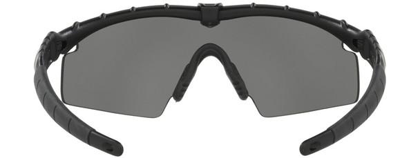 Oakley SI Ballistic M Frame 2.0 Strike with Black Frame and Grey Lens 11-140 - Back