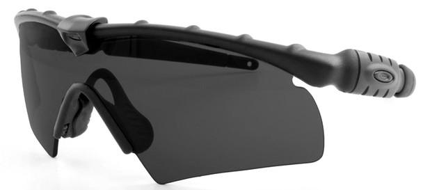Oakley SI Ballistic M Frame 2.0 Hybrid with Black Frame and Grey Lens 11-142