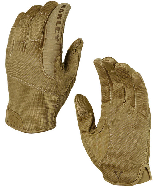 Oakley SI Coyote Factory Lite Tactical Glove
