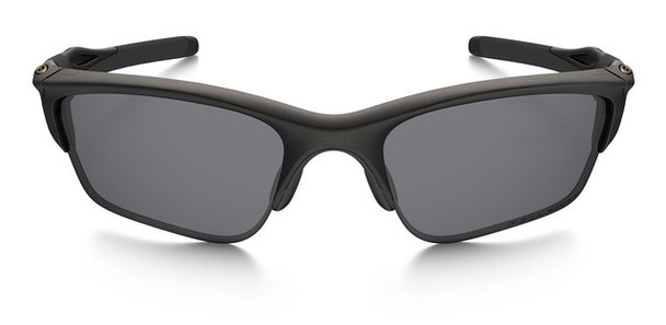 Oakley SI Half Jacket 2.0 XL with Matte Black Frame and Grey Polarized Lenses