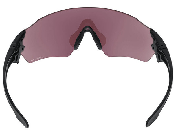 Oakley SI Tombstone Spoil Sunglass Array with Black Frame and Clear, Prizm TR22 and TR45 Lenses - Back