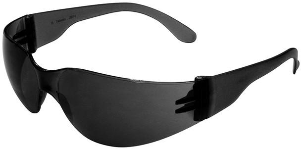 Radians Mirage Safety Glasses with Smoke Anti-Fog Lens