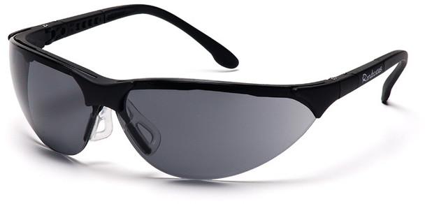 Pyramex Rendezvous Safety Glasses Black Frame Gray Lens SB2820S