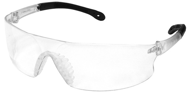 Radians Rad-Sequel Safety Glasses with Clear Anti-Fog Lens RS1-11