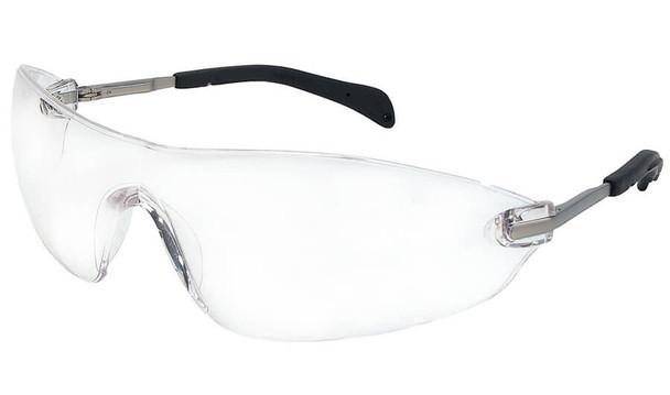 Crews Blackjack Elite Safety Glasses with Clear Lens S2210