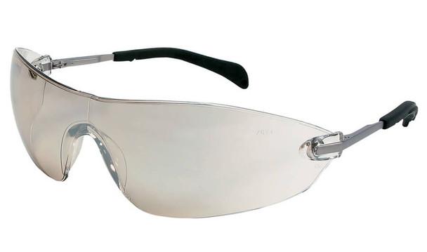 Crews Blackjack Elite Safety Glasses with Indoor/Outdoor Lens S2219