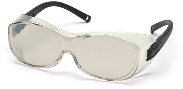 Pyramex OTS Over-The-Glass Safety Glasses with Indoor/Outdoor Lens S3580SJ