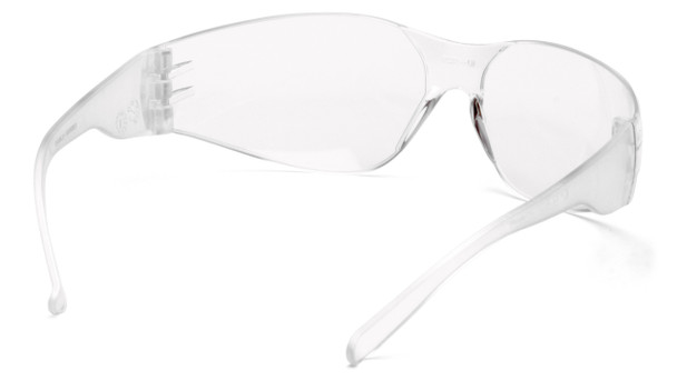 Pyramex Intruder Safety Glasses with Clear Lens Inside View