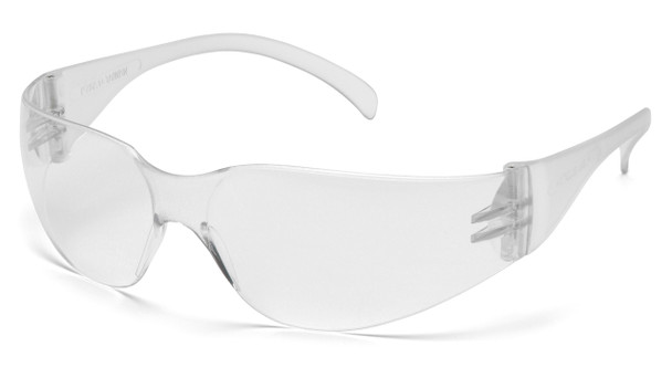 Pyramex Intruder Safety Glasses with Clear Lens S4110S