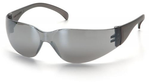 Pyramex Intruder Safety Glasses with Silver Mirror Lens S4170S