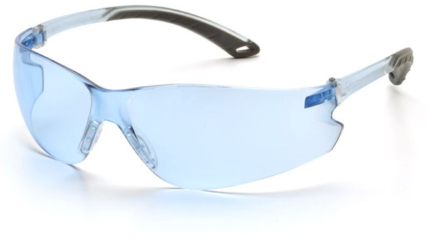 Pyramex Itek Safety Glasses with Infinity Blue Lens S5860S