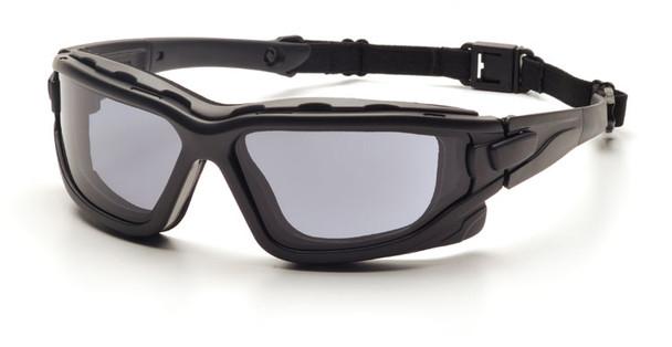 Pyramex I-Force Safety Goggle/Glasses with Black Frame and Gray Anti-Fog LensesPyramex I-Force Safety Goggle/Glasses with Black Frame and Gray Anti-Fog Lenses