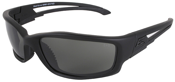 Edge Blade Runner XL Tactical Safety Glasses with Black Frame and G-15 Lens