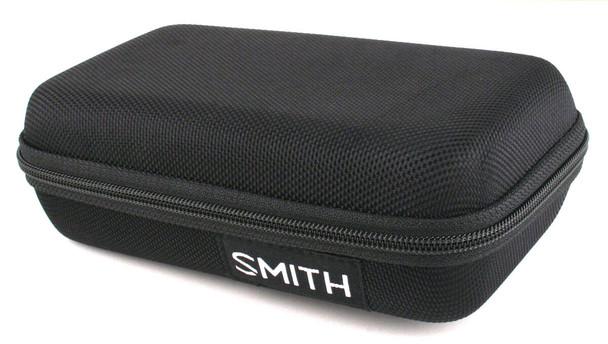 Smith Elite Aegis Black Eyeshield Case - Closed