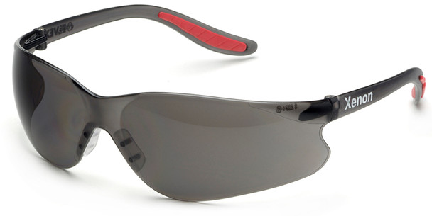 Elvex Xenon Safety Glasses with Gray Lens SG-14G