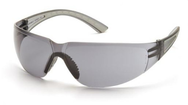 Pyramex Cortez Safety Glasses Gray Temples Gray Lens SG3620S