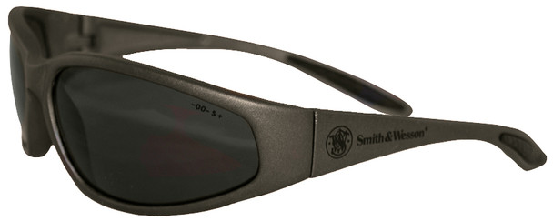 Smith & Wesson ViewMaster Polarized Safety Glasses with Gray Lens 19871