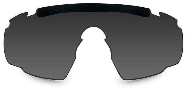 Wiley X Saber Advanced Smoke Grey Replacement Lens
