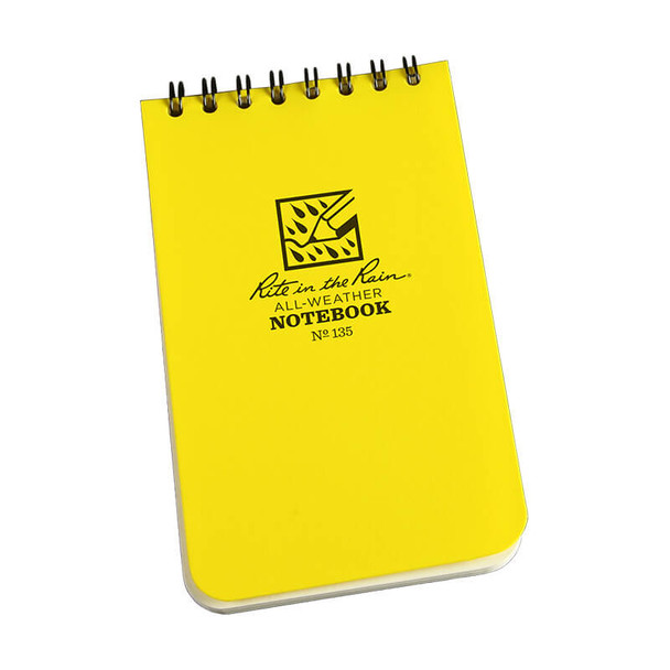 Rite In The Rain Notebook Yellow