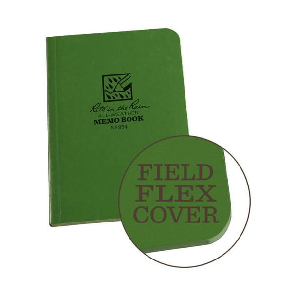Rite In The Rain Memo Book Green