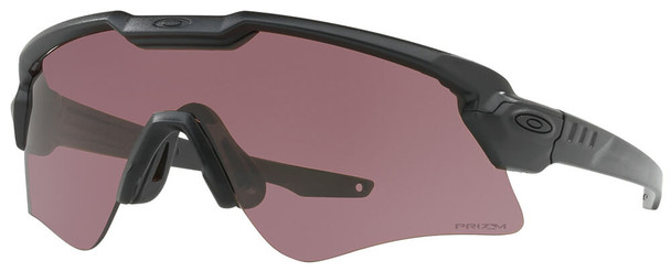 Oakley SI Ballistic M Frame Alpha Sunglasses with Matte Black Frame and Prizm TR22 Lens